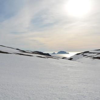 0010 På ski ut til Knivskjellodden