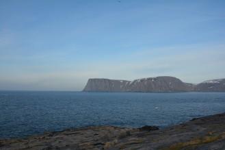 0015 Utsikt mot Nordkapp fra Knivskjellodden
