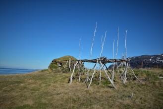 0073 Sjøsamisk tun, Smørfjord, Porsangerfjorden