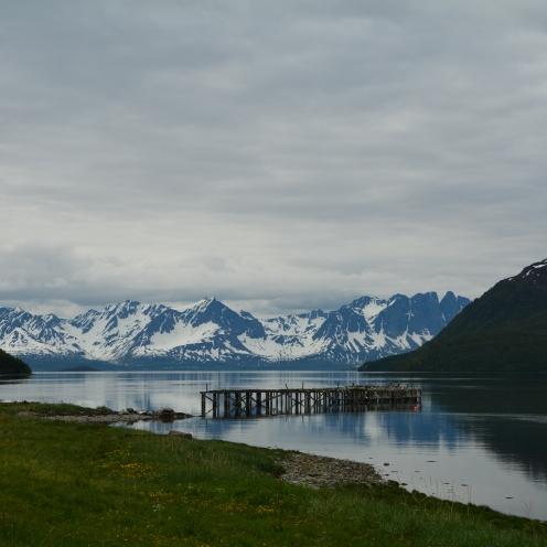 0116 Alteidet, akkurat kommet over i Troms