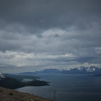 0125 Utsikt fra Kvænangsfjellet