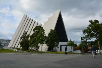 0165 Ishavskatedralen Tromsø