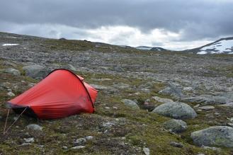 0562 Børgefjell, Raentserenmehkie