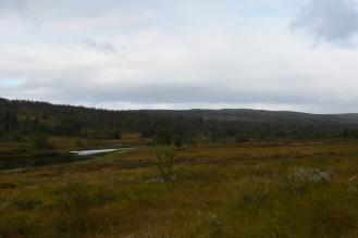 0706 Blåfjella-Skjækerfjella nasjonalpark