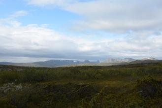 0715 Blåfjella-Skjækerfjella nasjonalpark
