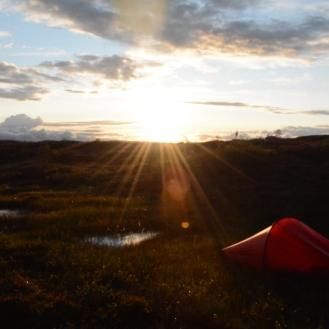 0724 Blåfjella-Skjækerfjella nasjonalpark