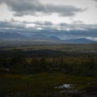 0726 Blåfjella-Skjækerfjella nasjonalpark