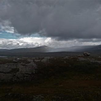 0732 Blåfjella-Skjækerfjella nasjonalpark