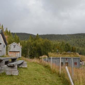 0746 Holden fjellgård, DNT-hytte