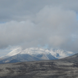 1008 Utsikt mot Rondane