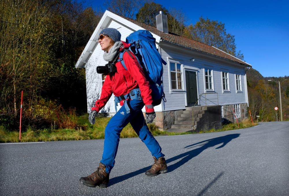 Fra Nordkapp til Lindesnes