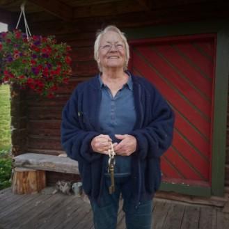 Louise og Jos fra Nederland kjøpte gården for 12 år siden, da den stod til nedfalls. De har gjort det til sitt livsprosjekt å restaurere den tilbake til slik den en gang var.