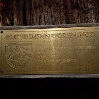 For dette arbeidet fikk de i 2011 Hedmark Fortidsminneforenings vernepris