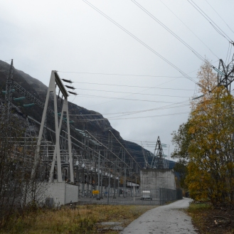 Kraftanlegg, Rjukan