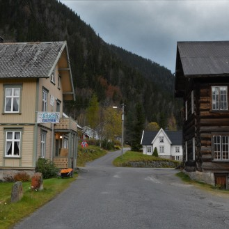 Ose turistheim, Setesdalen