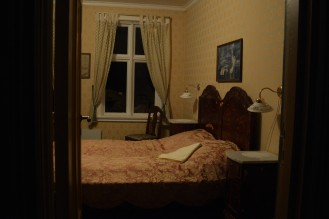Rommet mitt!